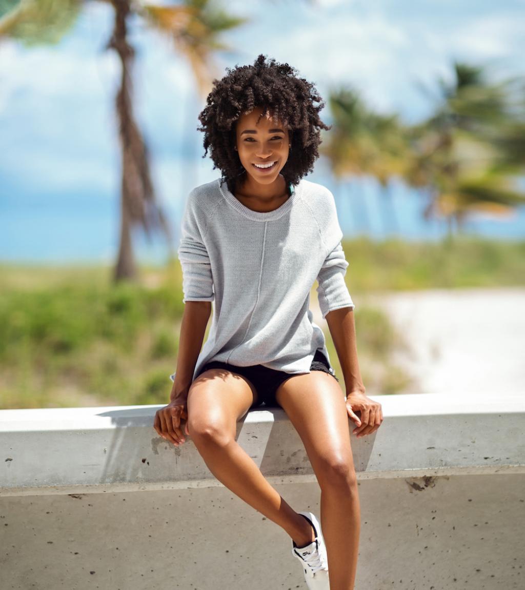 Commercial black model_casual clothing_natural hair_kamlaKay.jpg